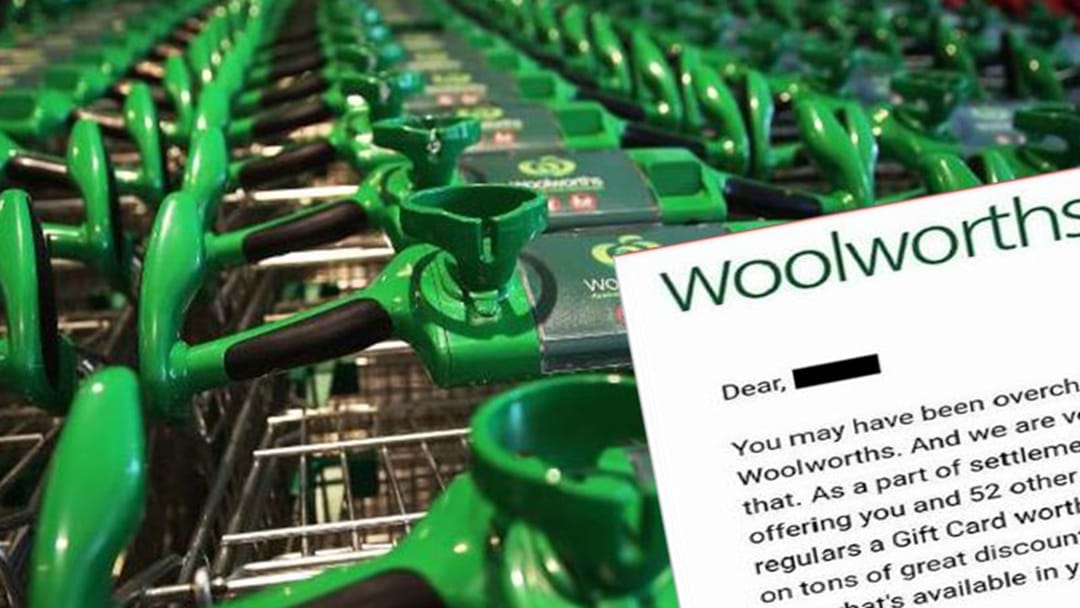Woolies Warns Of Scam Email Targeting Customers
