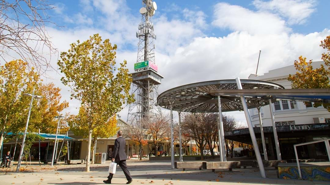 Council Wants YOUR Feedback On New Maude Street Mall Designs!