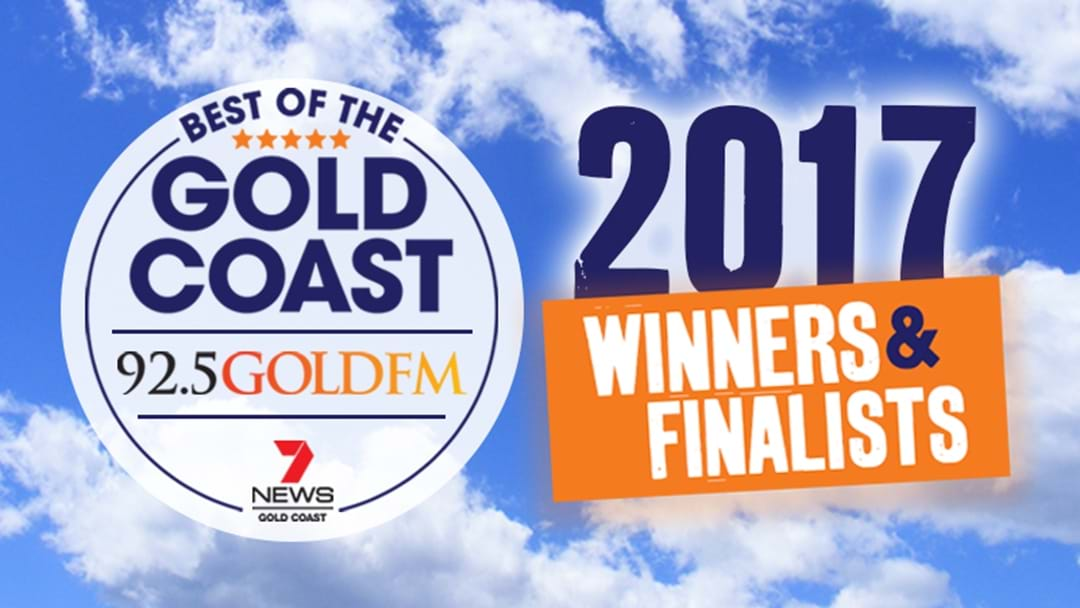 Best of the Gold Coast Winners & Finalists