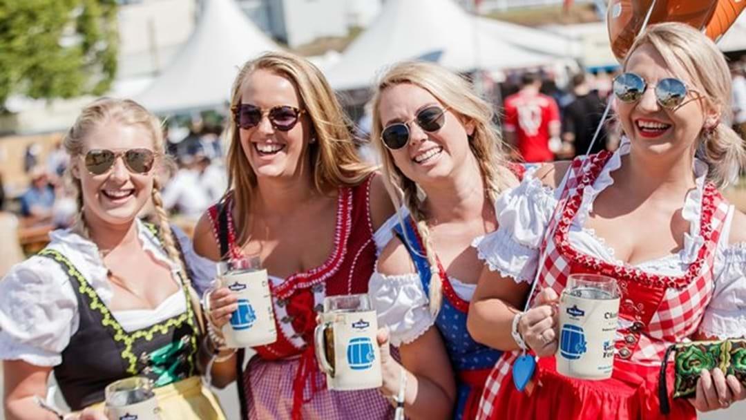 Win Tickets to Oktoberfest Brisbane 2017