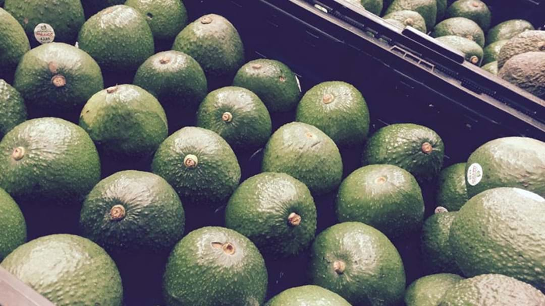 Man Arrested For Avocado Possession