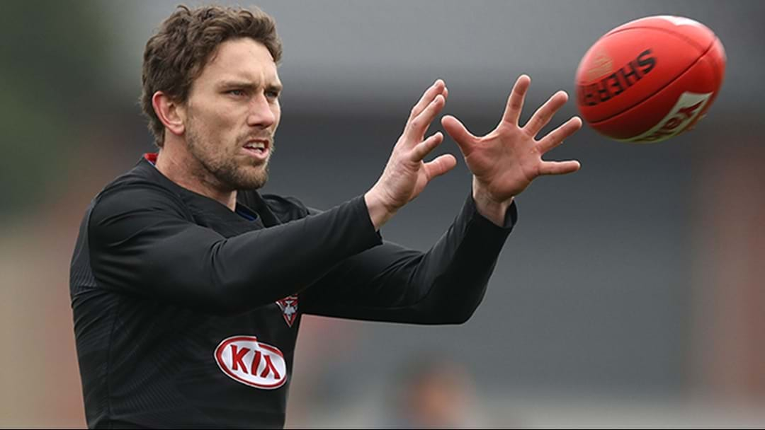 Essendon Makes Late Change Two Minutes Before The Bounce