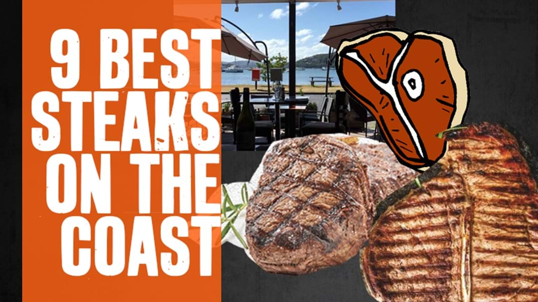9 Best Places To Get A Steak On The Central Coast