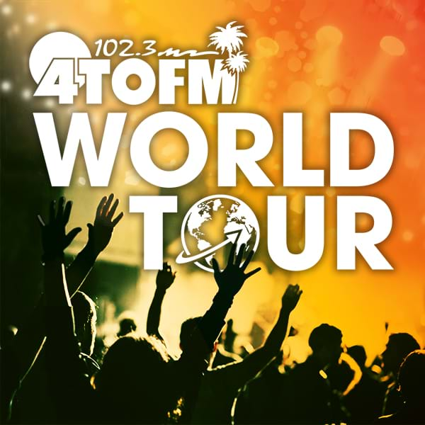 4TOFM World Tour