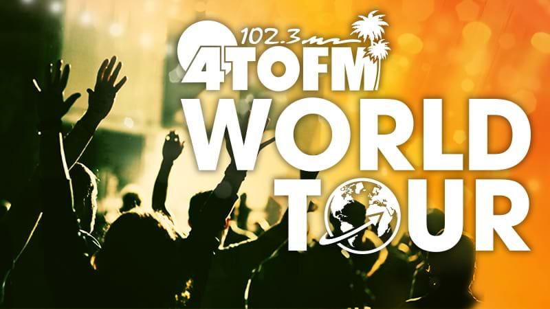 The 4TOFM World Tour