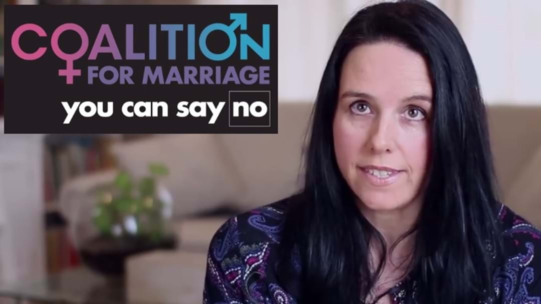 First Anti-Gay Marriage Ad Hits Our TV Screens Ahead Of SSM Plebiscite