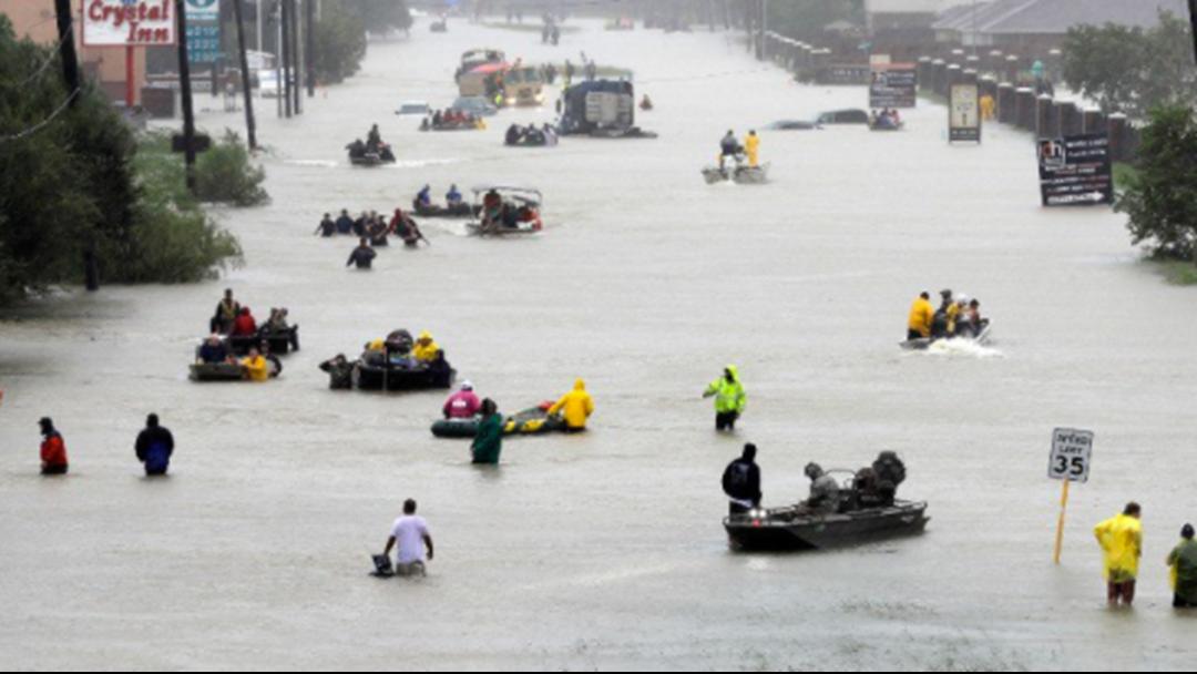 Hurricane Harvey Death Toll Hits Thirty As Rains Continue