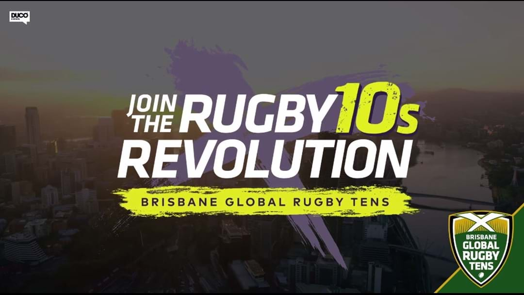 Join The Rugby Revolution At The Brisbane Rugby 10s