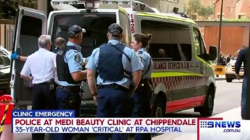 Charges laid after woman suffers cardiac arrest at Sydney beauty clinic