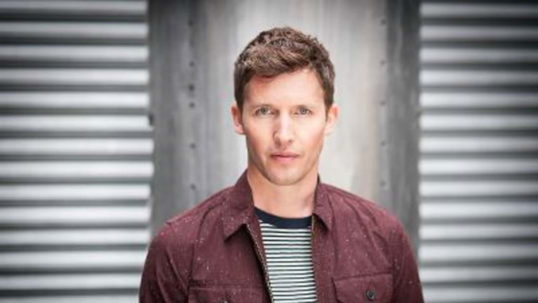 James Blunt Heading To The Hunter Valley