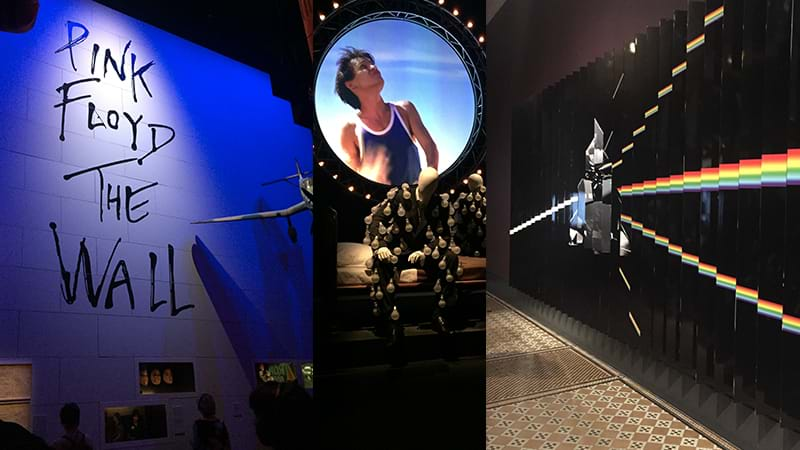 Pink floyd exhibition set to out sell bowie exhibition for Pink floyd exhibition