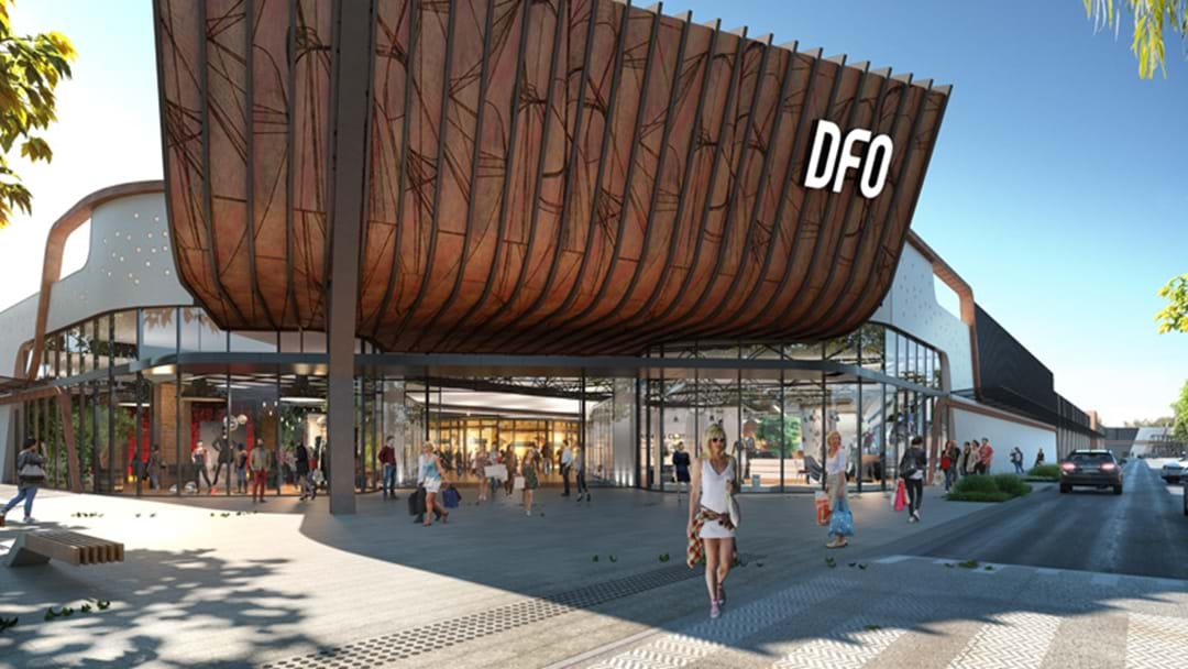 DFO Is Coming To Perth