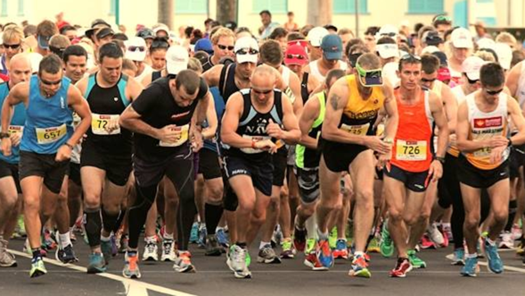 World Triathlon Championship Road Closures