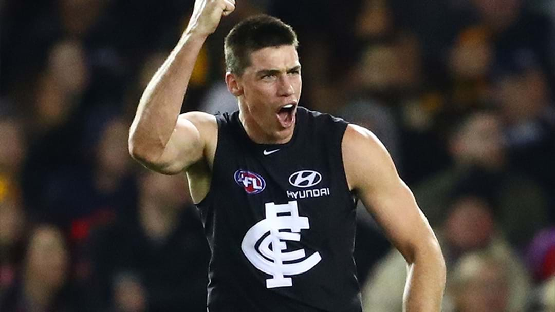 Carlton Re-Sign Two Big Men