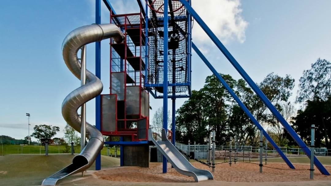 Speers Point Park Playground Open For Father's Day