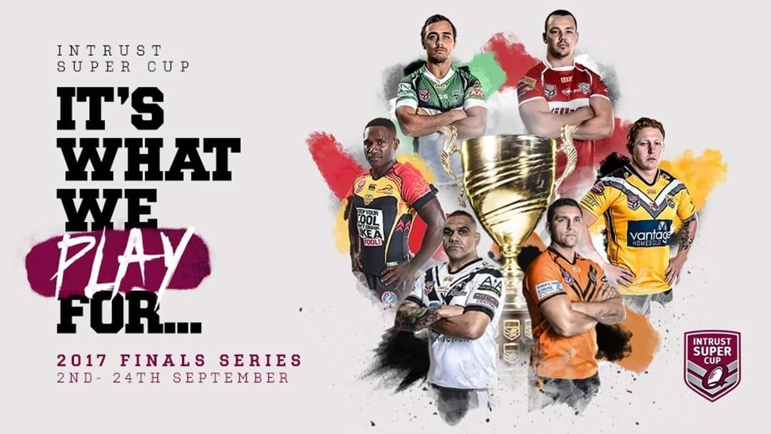 Intrust Super Cup Grand Final