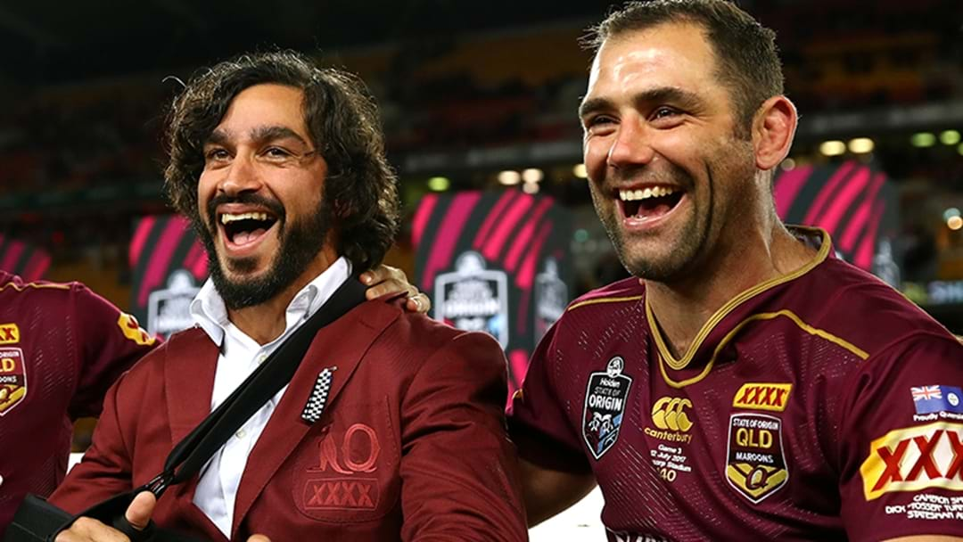 JT Responds To Rumours He Could Possibly Return To Origin