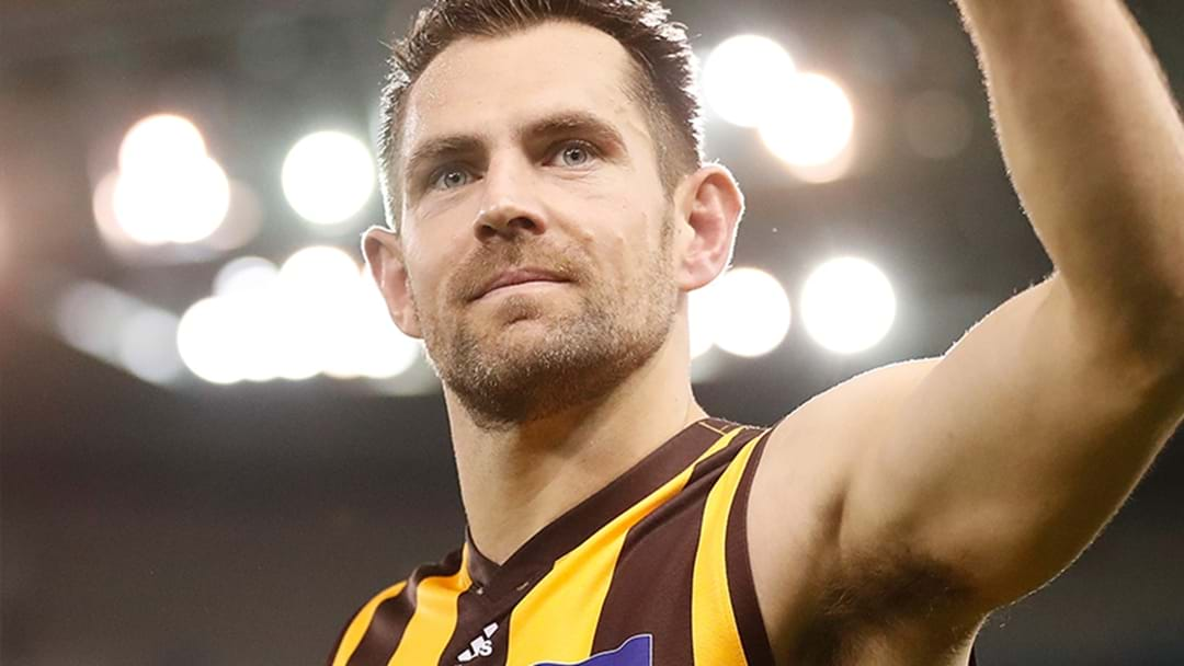 Luke Hodge Explains His Decision To Play On At Brisbane