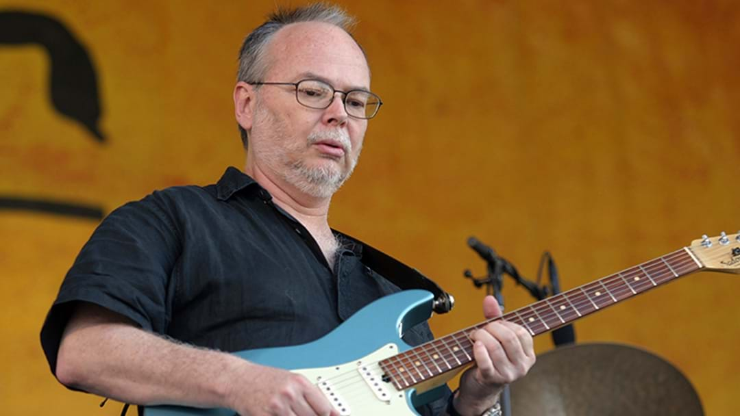 The World Mourns Steely Dan Guitarist