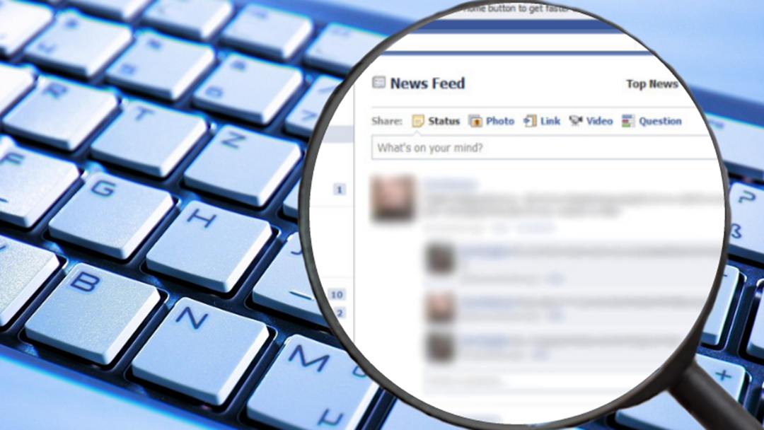 Police Warning For Anyone Using Community Groups On Facebook