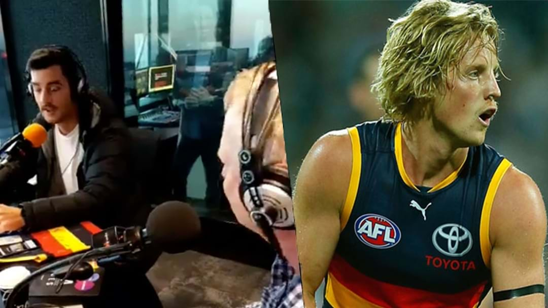Tex Walker Provides Update On Rory Sloane