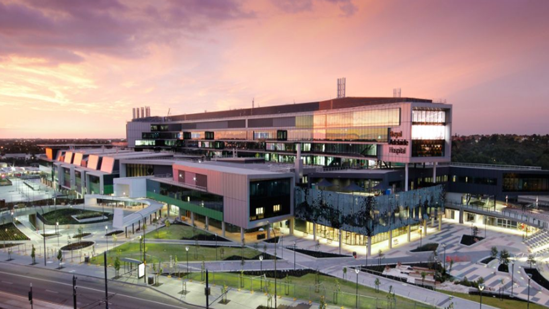 Cop A Virtual Tour Of The New Royal Adelaide Hospital