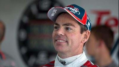 Craig Lowndes Quashes Reports He Was Forced To Retire