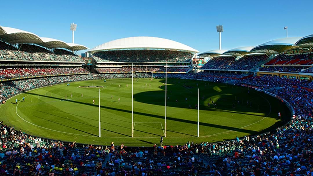 Adelaide Oval To Become Cashless Venue