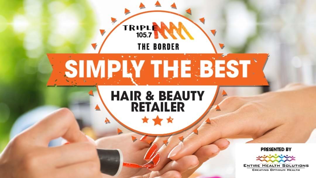 WINNER Simply The Best Hair & Beauty