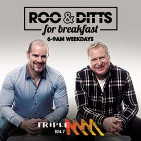 Roo & Ditts for Breakfast