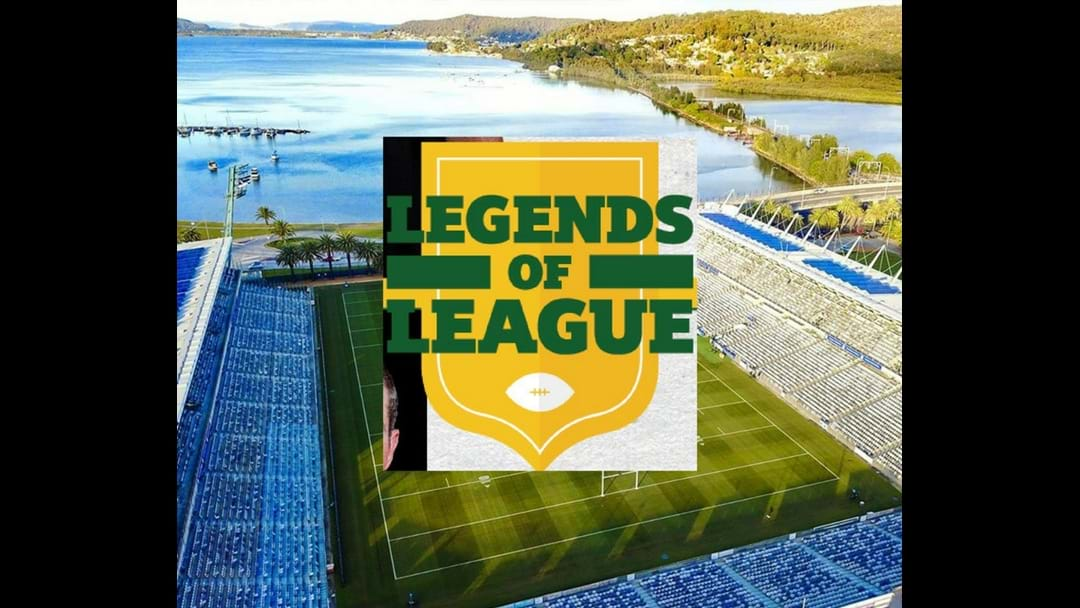 Legends of League 2017