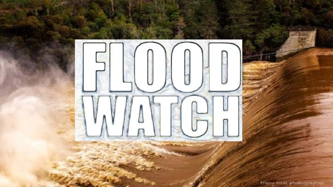 FLOOD WATCH - HUON