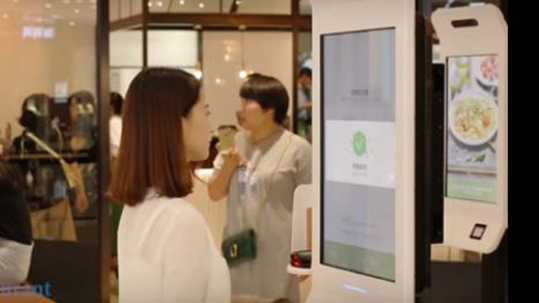 Fast Food Giants Get On Board With Facial Recognition Tech