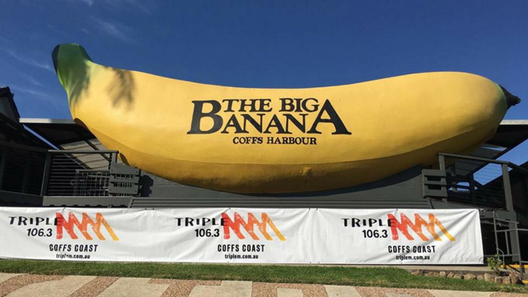 Coffs Coast's 106.3 Triple M takes over Big Banana