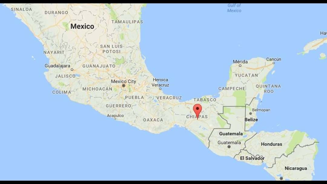 Major Mexico Earthquake Sparks Tsunami Warning