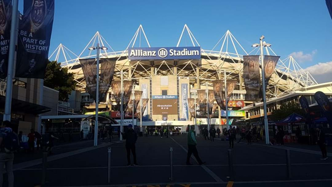 Security Increased At Moore Park Ahead Of This Weekend's Footy Finals