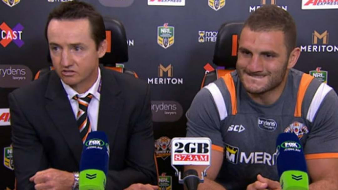 Jason Taylor Extends Olive Branch To Robbie Farah