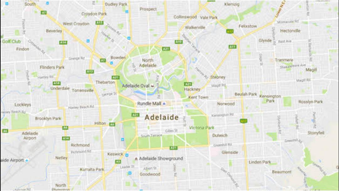 Wild Weather Smashes Through Adelaide and SA