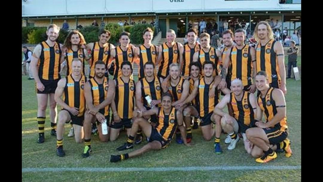 Katanning Wanderers Win the UGSFL Grand Final