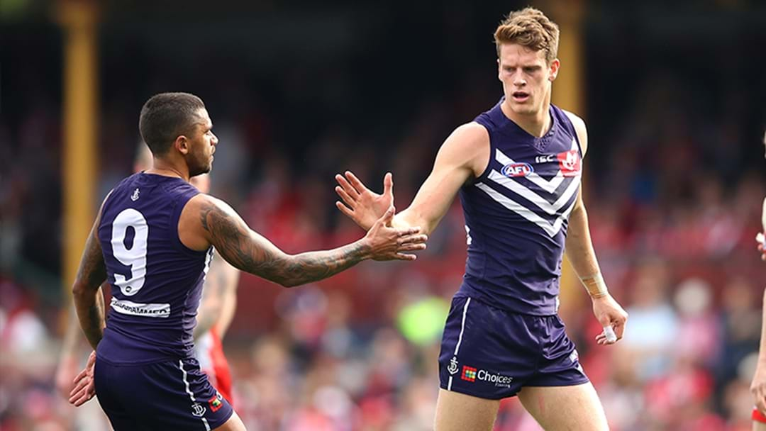 Freo Forward Has A Day Out In WAFL Final