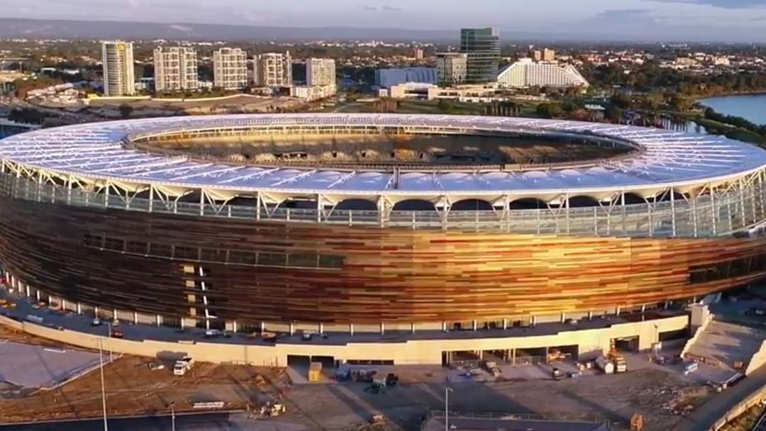 Perth Stadium To Officially Open With A Community Open Day