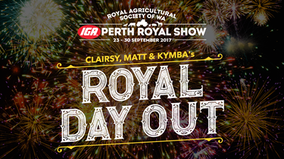 CMK's Royal Day Out