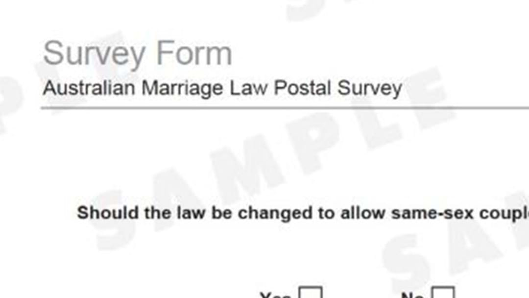 There Is Still Time To Hand-Deliver Your Same-Sex Marriage Survey