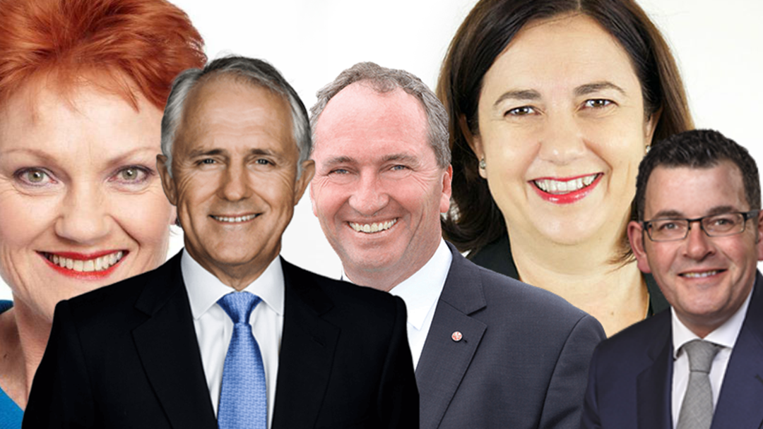 Who Is Australia's Most 'Liked' Politician?