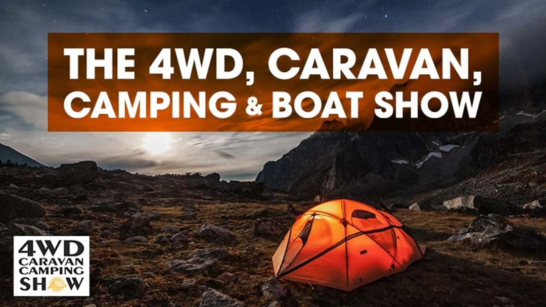 The 4WD, Caravan, Camping & Boat Show