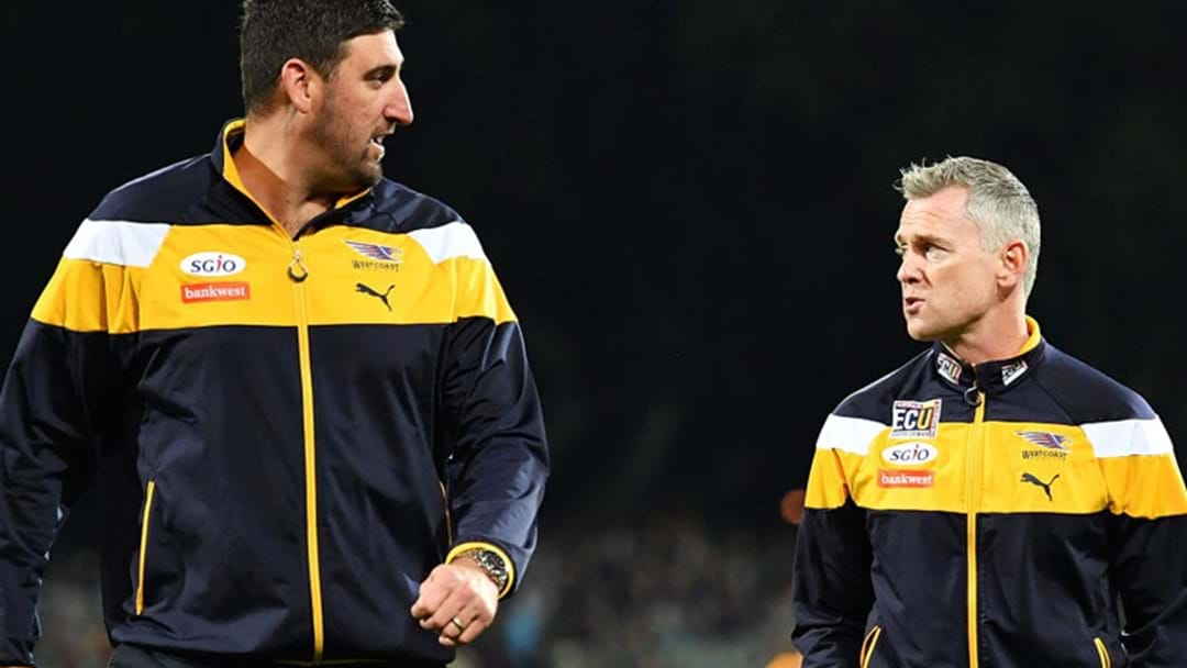 Dean Cox Can't Rule Nic Nat Out Of This Week's Team