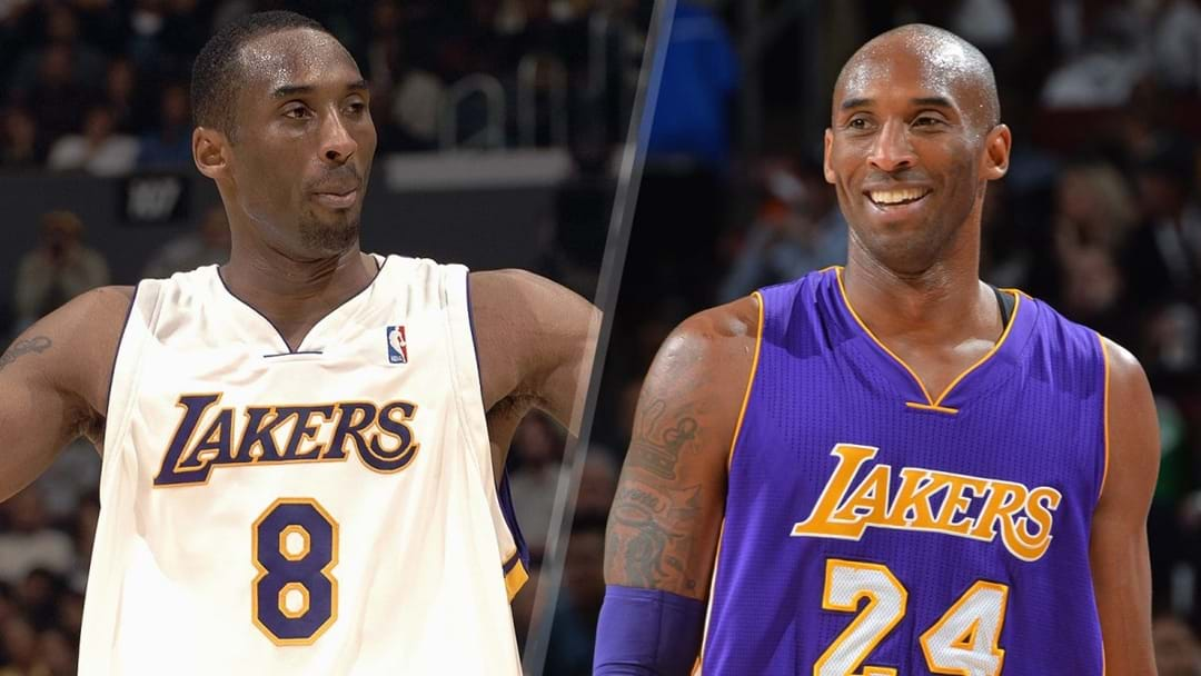 The Lakers Are Retiring Both Of Kobe Bryant's Numbers