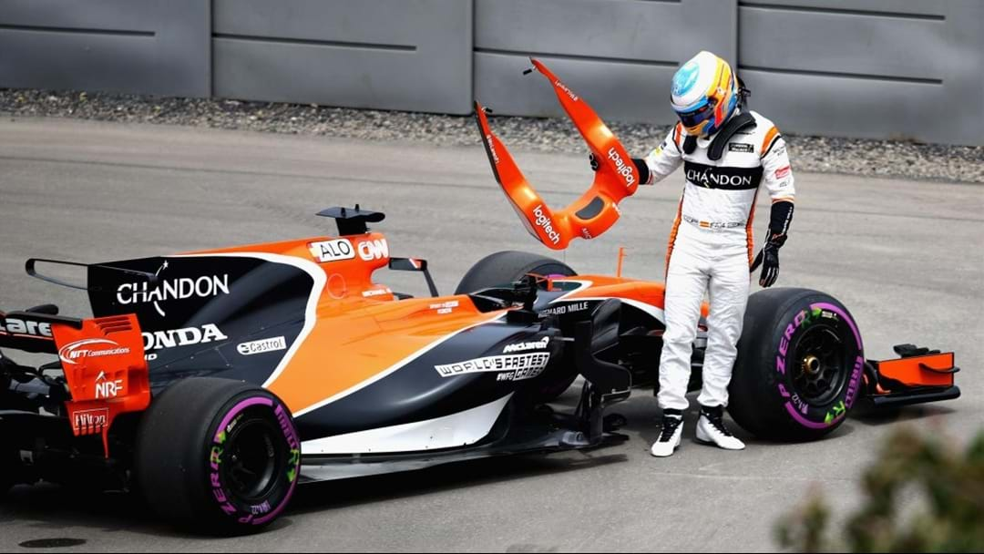 McLaren Ditches Honda For Renault Power