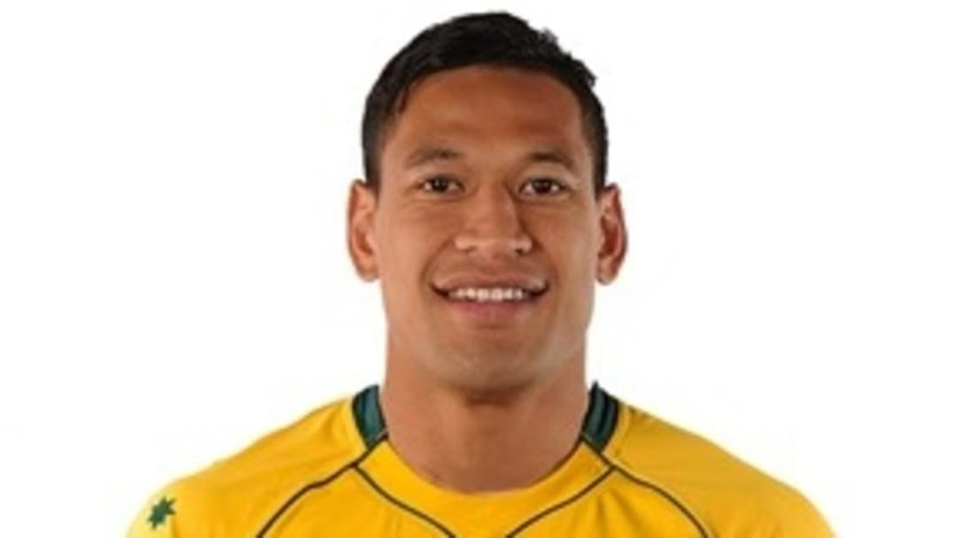 Wallabies Superstar Israel Folau Won't Support Same Sex Marriage