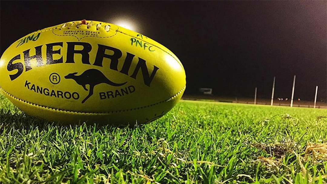 Local A-Grade Side Axed From Prelim Final After 'Huge Mistake'